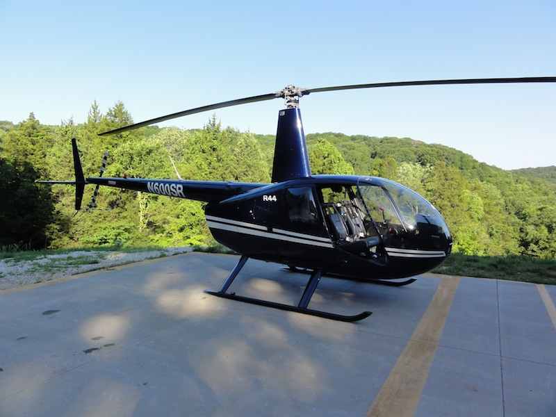 picture of SkyPix Robinson helicopter